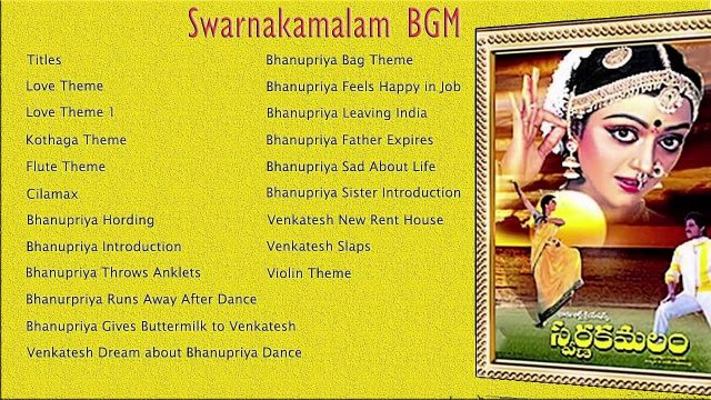 Swarna Kamalam Movie BGM