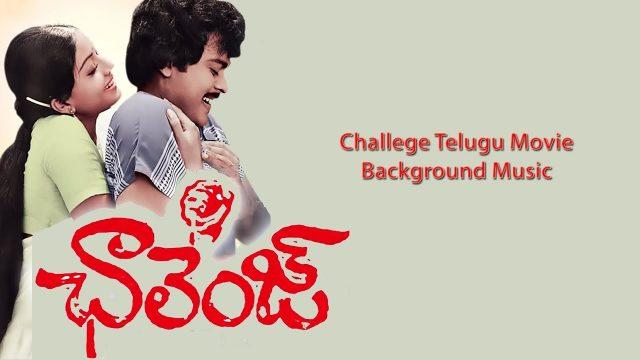Challenge Telugu Movie Background Music